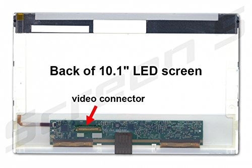 Acer ASPIRE ONE ZG8 Replacement Screen for Laptop LED HD Glossy