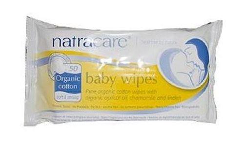 Natracare, Toallitas Húmedas Orgánicas, Toallitas de algodón, 50: Amazon.es: Salud y cuidado personal