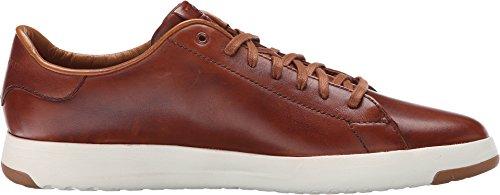 Cole Haan Men's Grandpro Tennis Fashion Sneaker, Woodbury Handstain, 12 M US