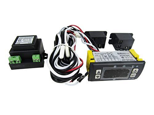 - SF-102S Cold Room Digital Temperature controller Freezer Thermostat -45~45 ℃ (110V)