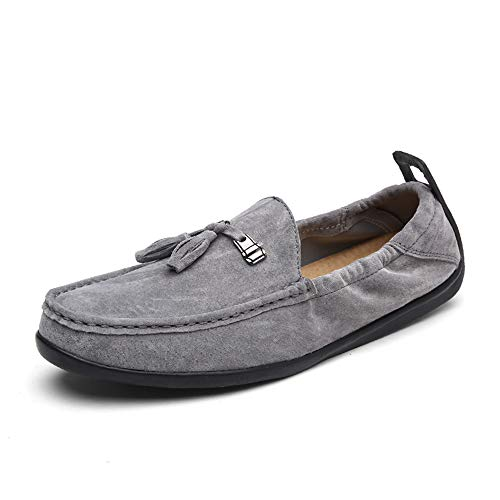 Gris Único Amarillo Para Corte Lujo Salón Zapatos caqui Suave 27 tamaño Hombre Zgsjbmh Gamuza Gris Diseño 23 gommino Bajo Liviano 0cm De 0cm Moccasin Y Fn1wIgq