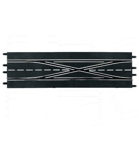 Carrera Digital 124/Digital 132 Double Lane Change Track Section