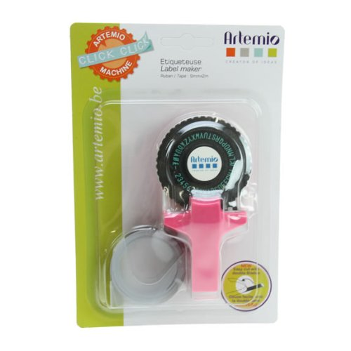 Artemio 11 cm Click Click Small Model Label Maker 18002926