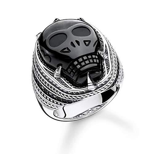 THOMAS SABO Unisex Silver Engagement Ring – TR2214-705-11-68