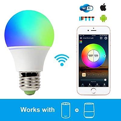 GeekDigg Smart WiFi Light Bulb