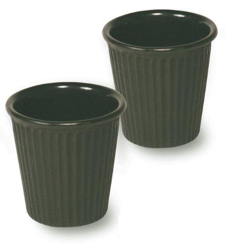 (Joyce Chen 90-0553, Lunar Tetsubin Tea Cup Set- 2-Piece, 2-1/2-Ounce)