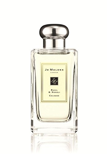Jo Malone Basil & Neroli 3.4 oz 100 ml Cologne Spray NEW unboxed W Cap (100 Ml Unboxed Spray)
