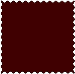 product image for SheetWorld 100% Cotton Jersey Fabric by The Yard, Burgundy, 36 x 60
