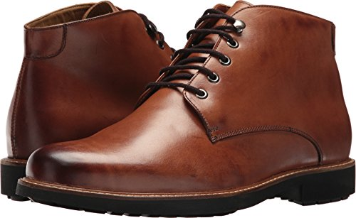 Massimo Matteo Mens 5-Eye Chukka Boot Tan skMOYH0
