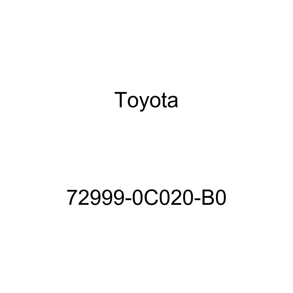 TOYOTA Genuine 72999-0C020-B0 Seat Cushion Cover