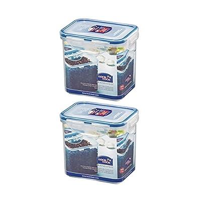 LOCK & LOCK Airtight Rectangular Food Storage