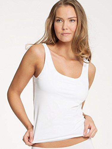 Nina de C, Secret, sujetador con relleno Achseltop blanco