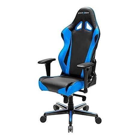 Amazon.com: DXRacer OH/rv001 Racing cubeta asiento silla de ...