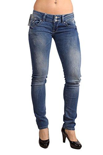 LTB Jeans 5065-51087 MOLLY Jazmin Wash Stretch Super-Slim: Weite: W34 | Länge: L36