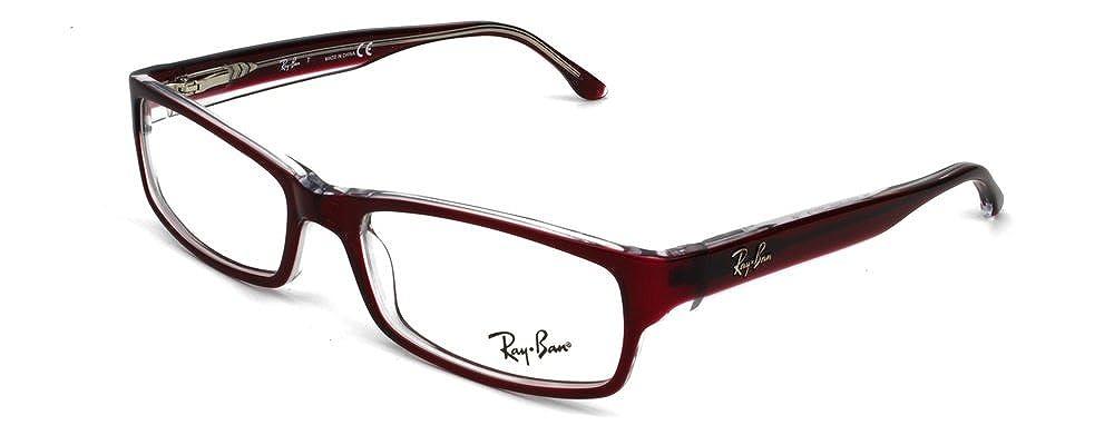 6035297a91 Ray-Ban Montura Mod. 5114 5112 Rojo  Amazon.es  Ropa y accesorios