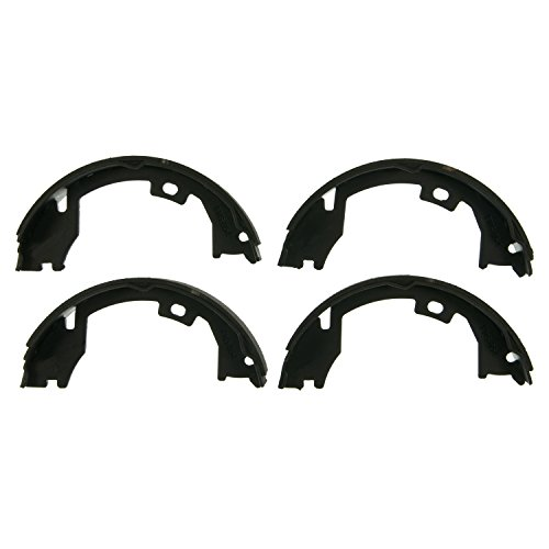 Wagner Z854 Parking Brake Shoe (2017 Ford F 350 Crew Cab Configurations)