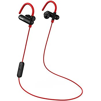 Bluetooth Stereo Headphones Wireless Earbuds Audifonos Bluetooth with Mic Inchor Noise Cancelling, 7 Hours Playtime