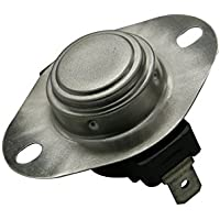 Enterpark Only Authorized Factory OEM Replacement part 6931EL3001E Dryer High Limit Thermostat for LG Dryer