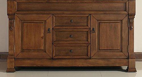 "James Martin Brookfield 60"" Single Bathroom Vanity in Oak Vanity Cabinet Only from James Martin Furniture"