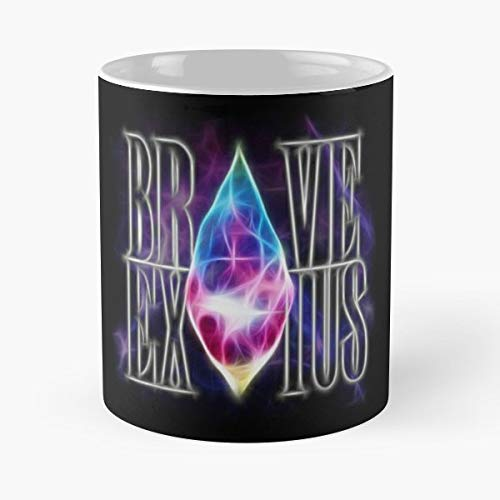 Ffbe Final Fantasy Brave - 11 Oz Coffee Mugs Unique Ceramic Novelty Cup, The Best Gift For Holidays.