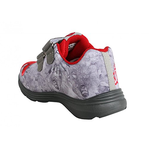 Zapatillas deporte de Niño DISNEY 2300-614 GRIS