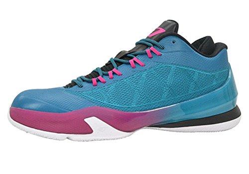 シャンプー荷物判決Jordan Mens Jordan CP3.VIII Basketball Shoe (Teal Pink 10.5) [並行輸入品]
