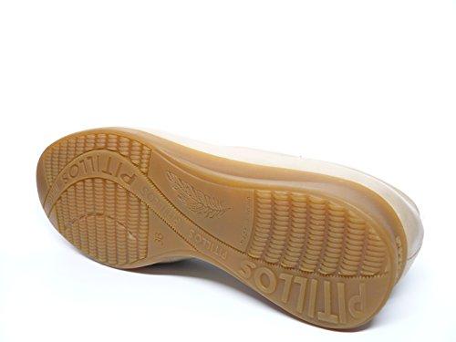Crema Pitillos 38n Color La Mujer Casual Tipo Zapato Beige De Mocasin En Piel 2100 Marca 6TRxw