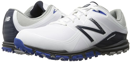 Pictures of New Balance Men's Minimus Golf Shoe Red Large 4