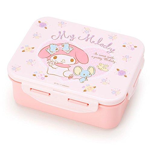 Sanrio Store My Melody–4-Point Lock Almuerzo Caso peluche kawaii 2017nuevo Japón Importación