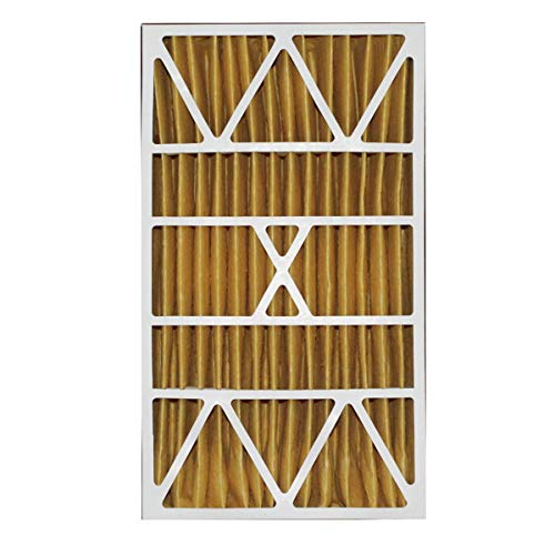 Tier1 Replacement for Lennox 16x28x6 Merv 11 X5425 Air Filter 2 Pack