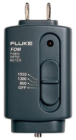 Review Fluke FOM Fiber Optic
