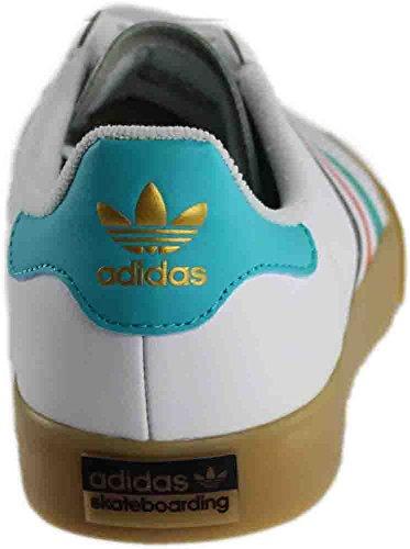 adidas Originals Männer Seeley Court Schuhe Weiß / Energy Blue / Energy Blue