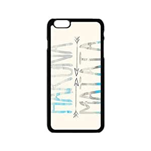 Hakuna Matata simple pattern Cell Phone Case for Iphone 6