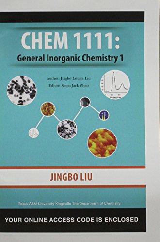 Descargar Libro General Inorganic Chemistry 1 Jingbo Liu