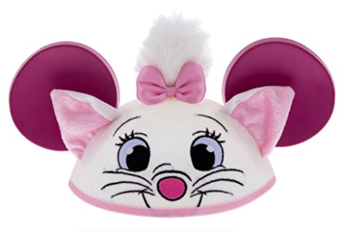 Aristocat Marie Costume (Disney Parks Authentic Marie the Cat Aristocats Mickey Mouse Ears Hat)