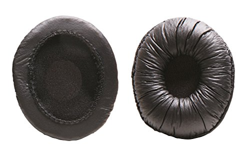 Califone 335819 Replacement Ear Pad for Use with Multimedia Headphone, Black ()