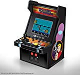 My Arcade Micro Player Mini Arcade Machine: Rolling Thunder Video Game, Fully Playable, 6.75 Inch Collectible, Color Display, Speaker, Volume Buttons, Headphone Jack, Battery or Micro USB Powered