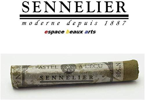 Made in France,Espace Beaux Arts Coffret Bois de Luxe Sennelier 60 Demi Pastels secs,Sennelier Pastels tendres /à l/écu