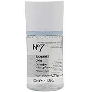 Amazoncom Boots No7 Beautiful Skin Oil Free Eye Make Up Remover - Allergic-reaction-to-makeup-remover-on-eye