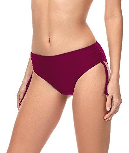 Style 5288 Bikini Msvr2 Borgogna Merry Donna Slip aqxZ4