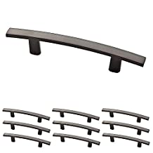 Franklin Brass P35566K-OB3-B 3-Inch (76mm), Subtle Arch Kitchen Cabinet Drawer Handle Pull, Oil Rubbed Bronze, 10-Pack