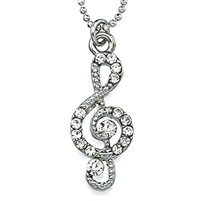 Treble Clef Anklet Musical Lover Music Note Ankle Bracelet Charm Fashion Jewelry for Women Teen Girls
