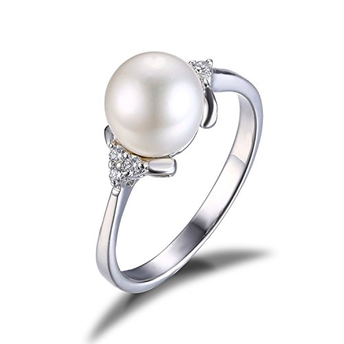 JewelryPalace Quality Freshwater Cultured Sterling product image