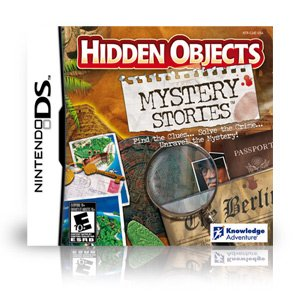 Hidden Objects: Mystery Stories (Nintendo DS) by Knowledge Adventure