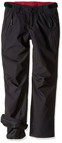 O'Neill Girls Charm Pants, Black Out, Size 14