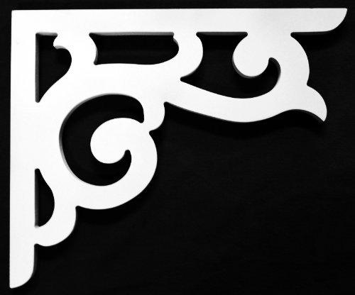 Porch Bracket Wooden - Victorian Molding