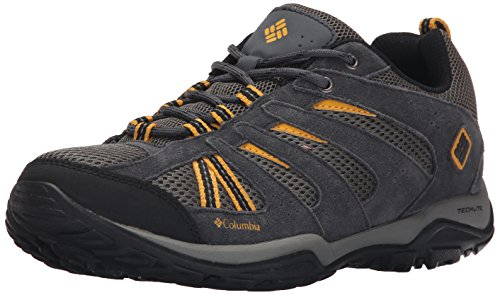 columbia-mens-north-plains-drifter-trail-shoe-charcoal-golden-yellow-14-d-us