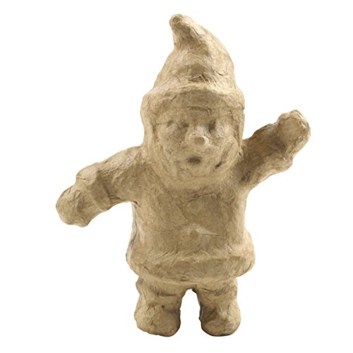 Decopatch NO019 Mache Decoupage Christmas Figure Medium - Santa Claus]()