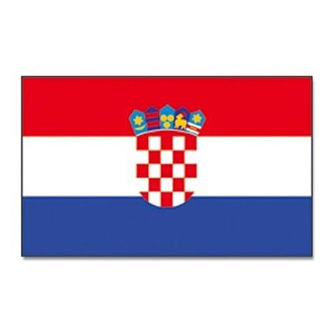 Fahnenmax D Au Croatie  Cm