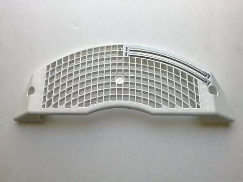 Oem Genuine Factory Whirlpool Kenmore Maytag Sears Roper Clothes Dryer White Outlet Screen Grille   8299979